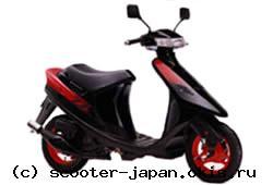Suzuki скутеры фото